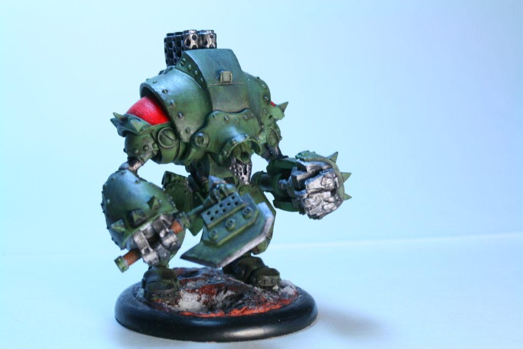 Khador Juggernaut