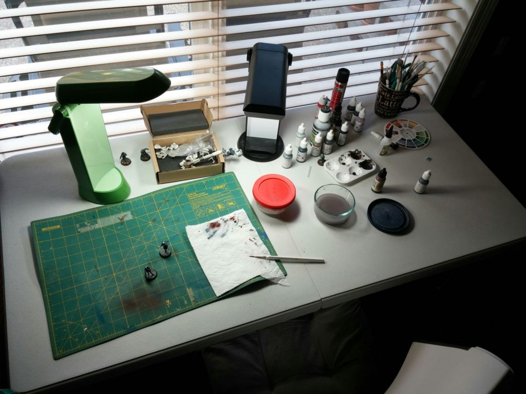 The Eponymous Workbench